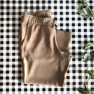 lululemon athletica Pants - Lululemon On the Fly crop woven lounge pants
